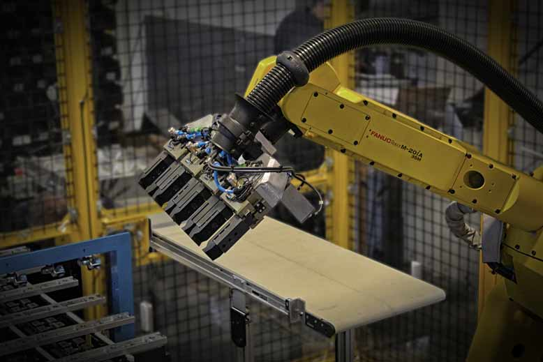 Robotic Tooling