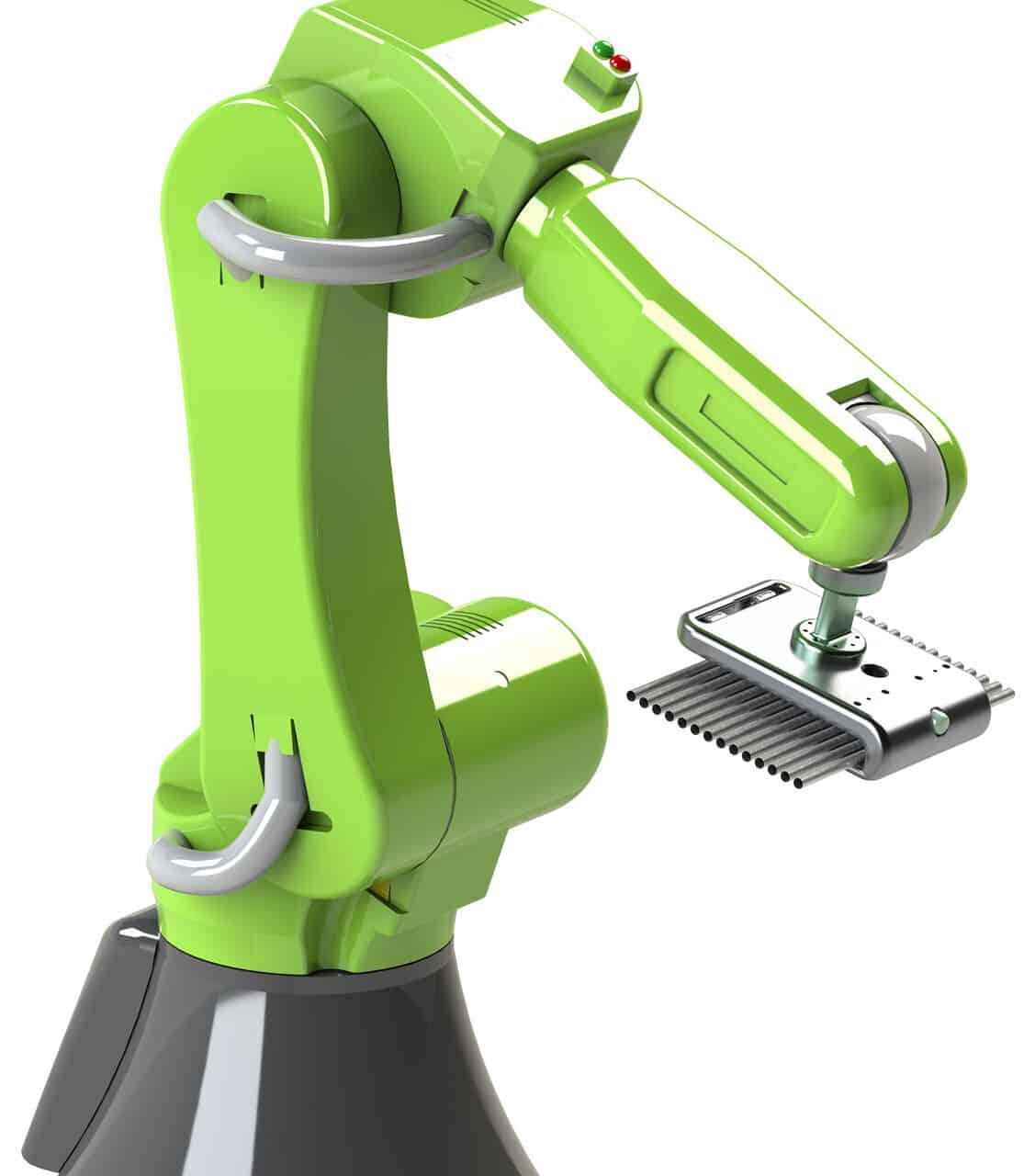 Ergonomic Operator Assistant Robot