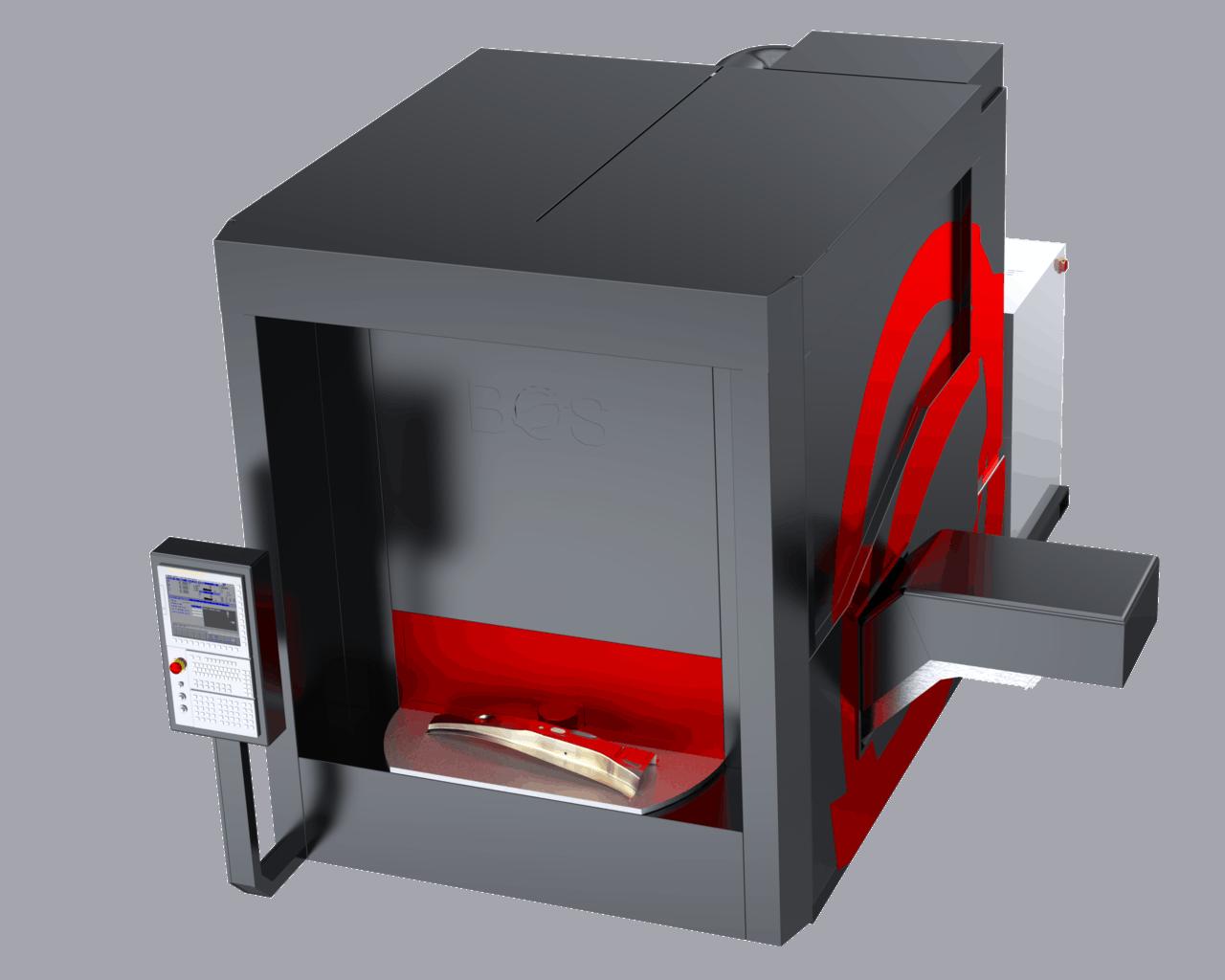 Laser CNC Cantalever 3
