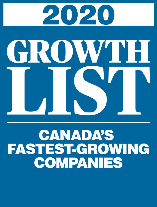 2020 Growth List logo