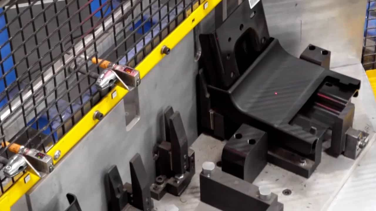 turntable for assembly system