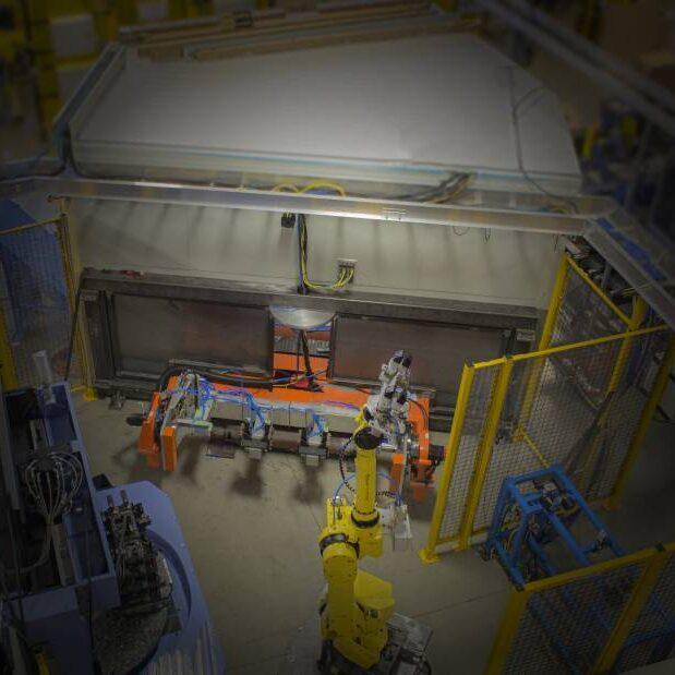 Robotic CNC Tending
