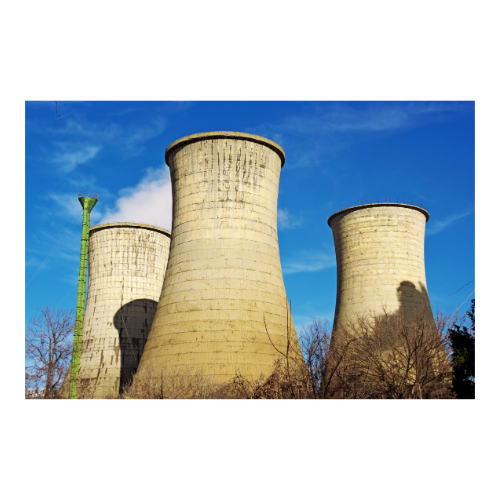 Nuclear power plants - BOS industries