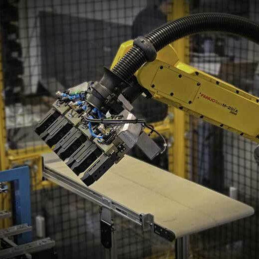 Robotic Tooling in industrial automation solution